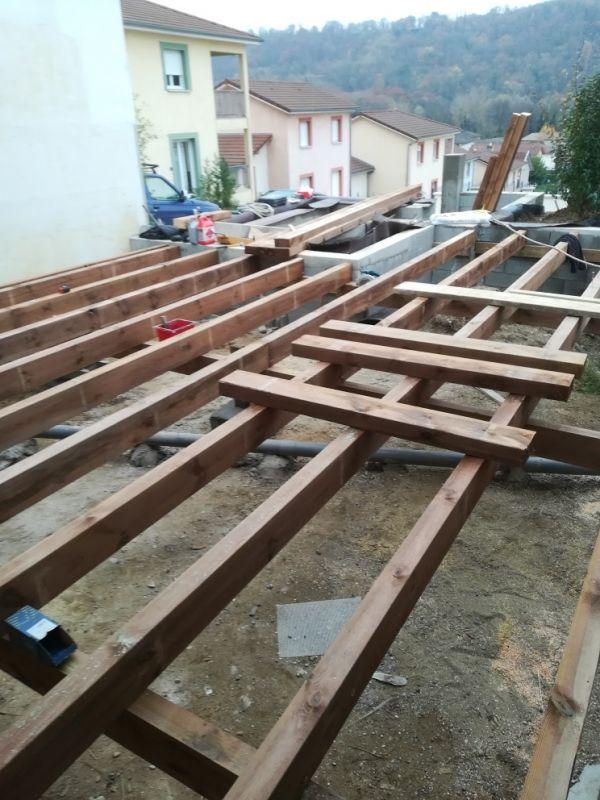 Faire Construire Une Terrasse Dalles Grès Cérame Pour