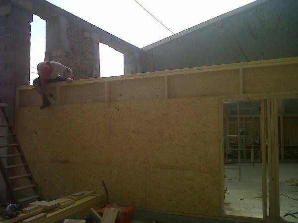Rénovation Du0027une Grange En Maison D U0027habitation Sur Annoisins Chatelans